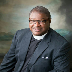 The Reverend Dr. Allen F. Robinson