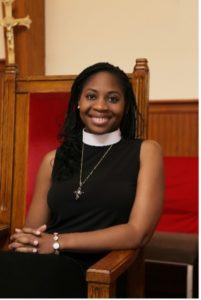 The Rev. Leandra Lambert Adomako Aman Photography